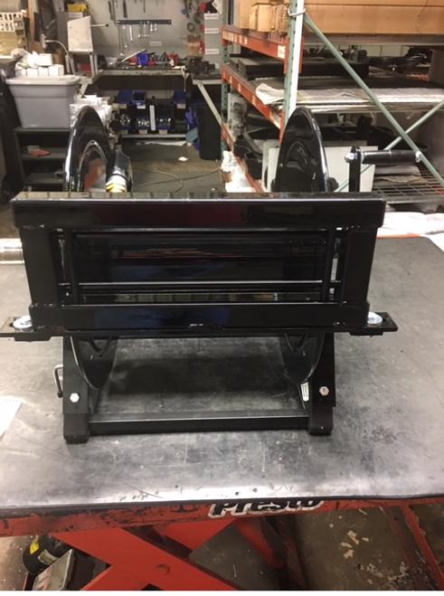 "12"" A-Frame Hose Reel | 1/2"" Plumbing | Roller Assembly"