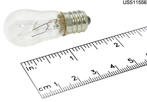 6S6-75V-CS LAMP CAND 75V 6W S-6