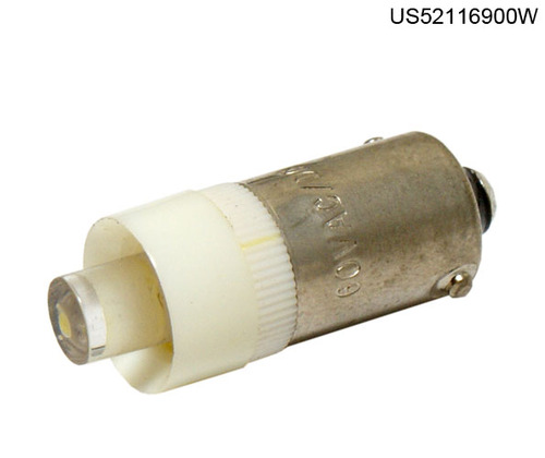 LED-60MB-WHITE LAMP BAYONET BASE 60V LED WHITE
