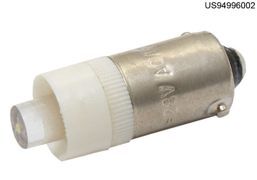 LED-28MB-WHITE BULB 24 VOLT LAMP LED