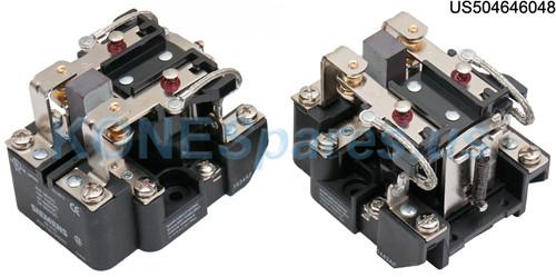 3TX7130-ORD03 RELAY POWER 48VDC DPDT W/MB