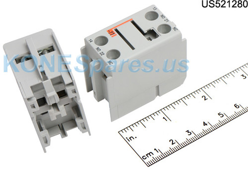 CA7-PV-11 S&S CONTACT 1NO/1NC AUX