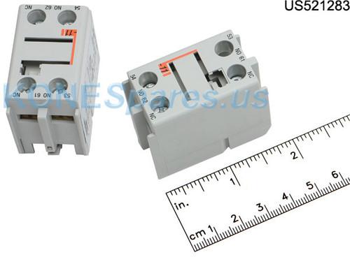 CS7-PV-11 CONTACT 1NO/1NC AUX