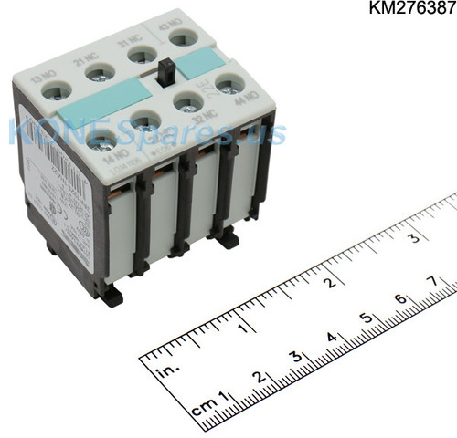 3RH1921-1HA22 AUXILIARY CONTACT BLOCK 230VAC 6A
