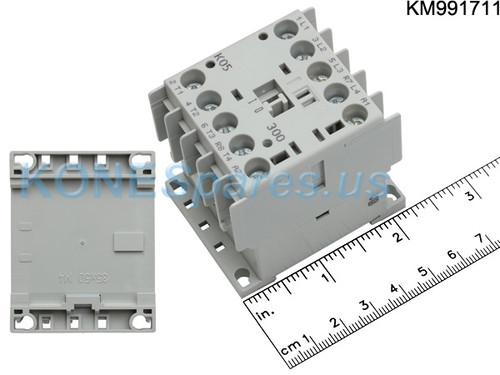 100-K05KF300 CONTACTOR MINI 230VAC 12A 50/60HZ