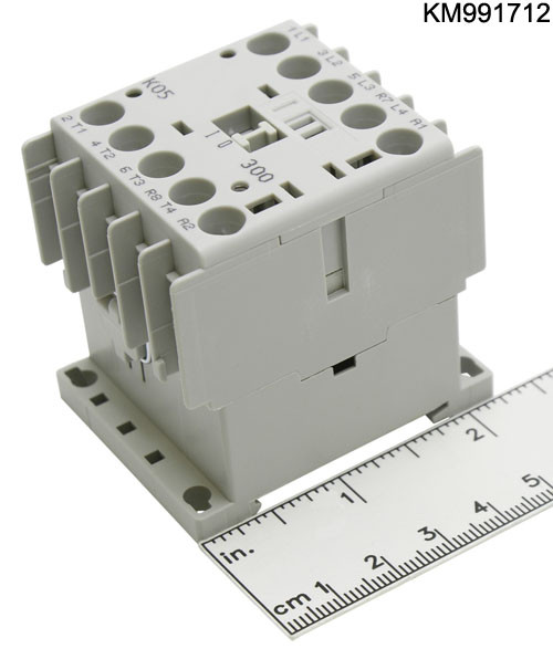 100-K05ZJ300 AB CONTACTOR 24VDC 16A 50/60HZ 4P