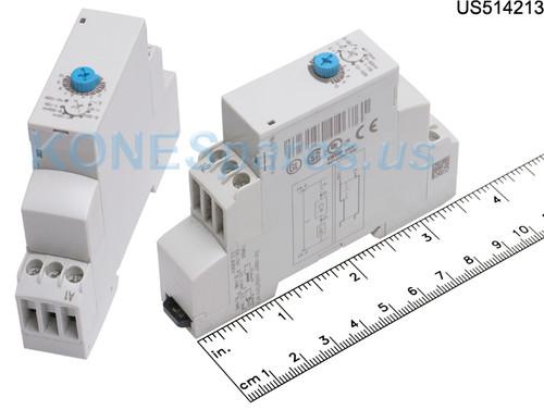 88826014 TIMER AC/DC RAIL MT DELAY/MK