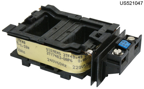 3TY7483-0AP6 COIL3TF CONTACTOR 220/240 VAC