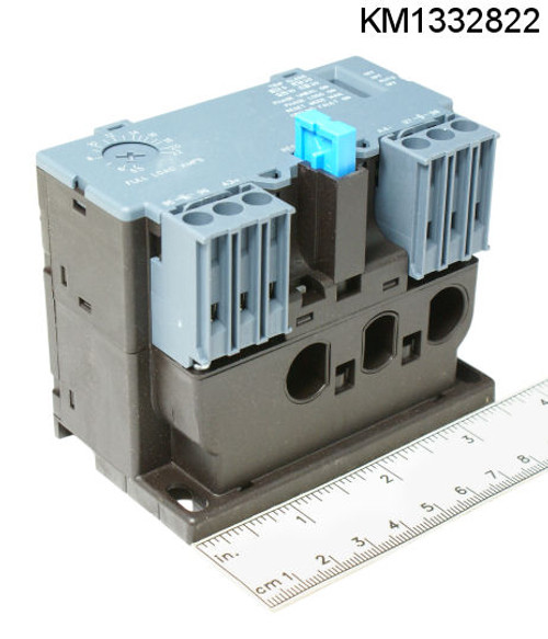 3UB81234DW2 SIEMENS RELAY SOLID STATE OVERLOAD 5.5 - 22.0A