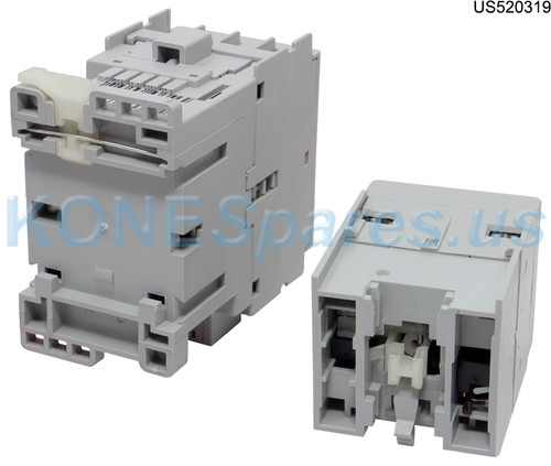 100-A09-ND3+100FPT CONTACTOR 4P NO 600VAC 9ABOXED AS KIT D