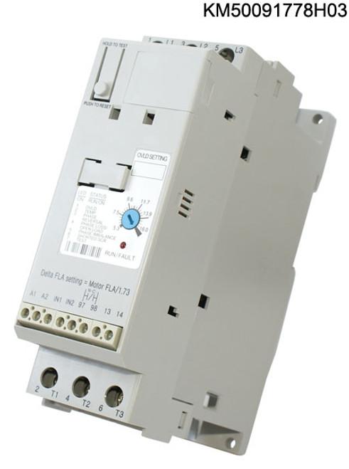 150-C16NBD-NC ALLEN BRADLEY SOFT STARTER SMC-3 5.3-16A 480V 120V