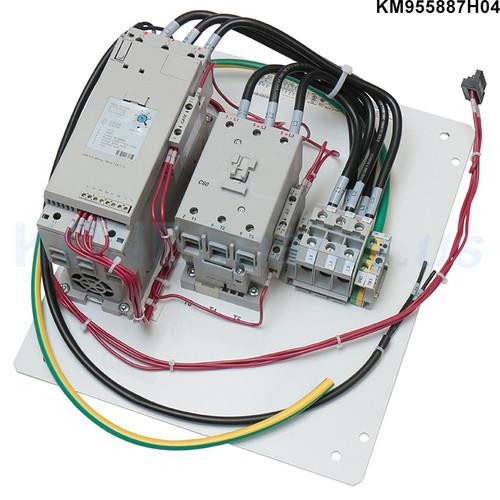 150-C104NCA-K2 ALLEN BRADLEY SOFT STARTER SMC-SMC3 104A 200-600VAC