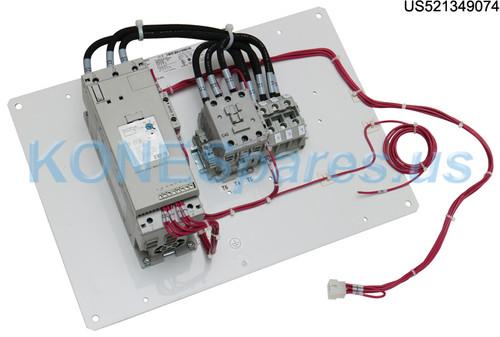 150-C74NCD-K1 SOFTSTART HYDRO SMC-3 200-575V 74AMP115V
