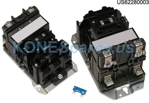 1370-NC-180 RPL*123140 CONTACTOR 550V@180A 2P 110VAC COIL 1NO A