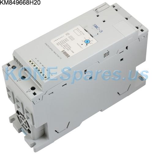 150-C85NCD SOFT STARTER SMC-3 28.3-85A 600V 120V