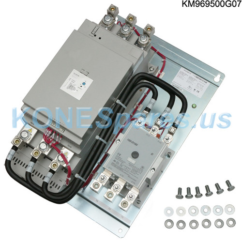 150-E234NCE-FC SOFT STARTER SMC 120V 234A