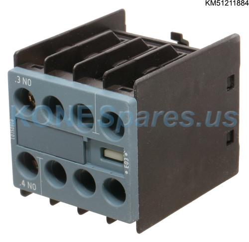 3RH2911-1HA10 Auxiliary Switch Block 1 NO