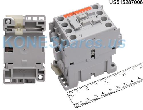CA7-16-10 CONTACTOR 3P 120VAC 16A 1+ 2NO AUX