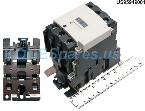LC1 D65G7 CONTACTOR 3P 600VAC 50AMPS