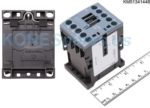 3RH2140-1AP60 RELAY CONTROL10A 240VAC 4NO/0NC