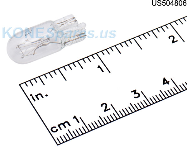657 LAMP WEDGE 28V .08A T3-1/4