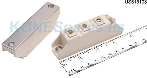 SKKH92/16E THYRISTOR MODULE SCR/DIODE 95A 1600V