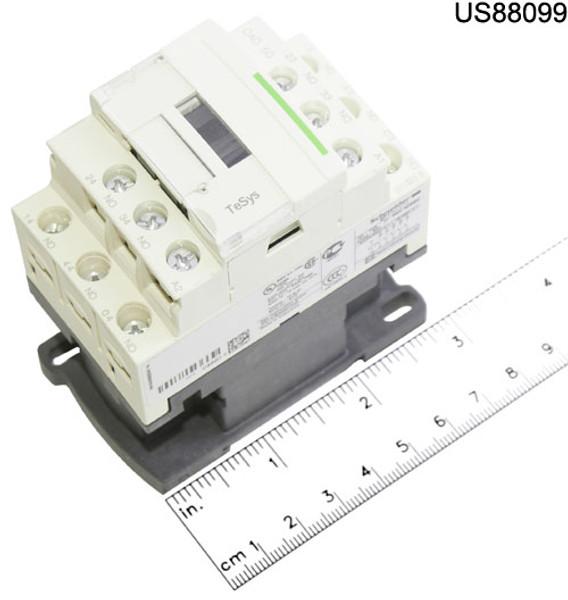 CAD-50G7 RELAY CONTROL 120VAC COIL 5NO@10A
