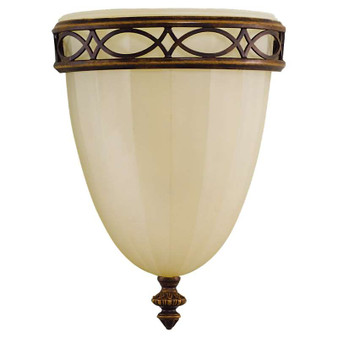 1 - Light Sconce,Walnut,Bath & Vanity,Feiss Lighting