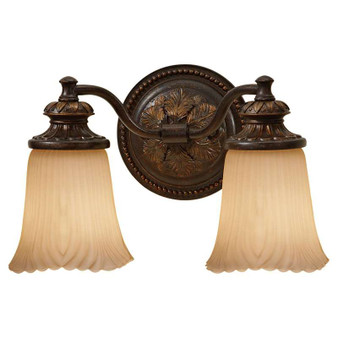 2-Light Vanity Strip,Grecian Bronze,Bath & Vanity,Feiss Lighting