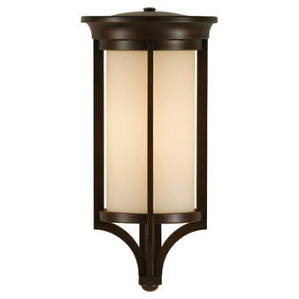 1 - Light Wall Lantern,Heritage Bronze,Wall Sconce,Feiss Lighting