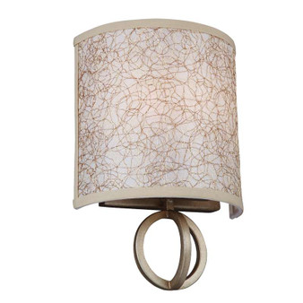 2 - Light Sconce,Burnished Silver,Bath & Vanity,Feiss Lighting