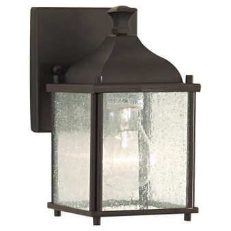 1 - Light Wall Lantern,Oil Rubbed Bronze,Wall Sconce,Feiss Lighting