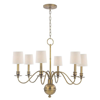 Cohasset Aged Brass