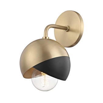 Mitzi by Hudson Valley Lighting H168101 Emma 1 Light Wall Sconce