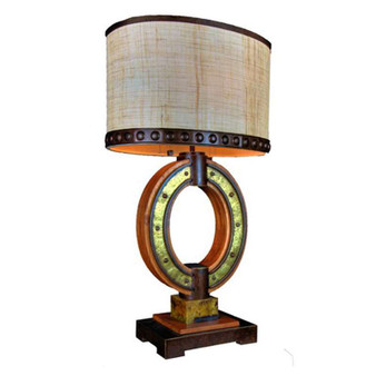 Aspen,Table Lamp Natural Iron