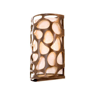 Gramercy,Wall Sconce Copper Patina