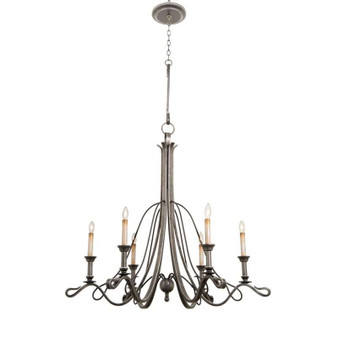 Keller,Chandelier Royal Mahogany