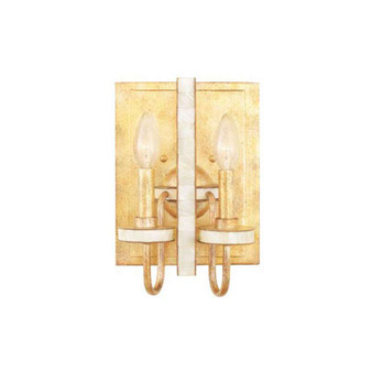 LaSalle,Wall Sconce Honey Gold