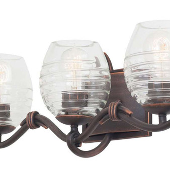 Seabrook,Bath Light Antique Copper