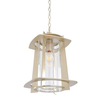 Shelby,Hanging Lantern Burnished Bronze