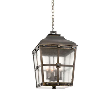 Sherwood Outdoor,Pendant Aged Bronze