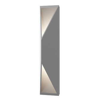 Prismaª,Tall LED Sconce,Textured Bronze