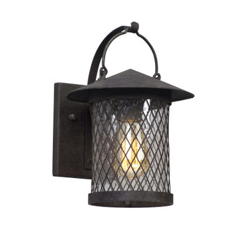 Altamont,Troy Lighting,Altamont 1lt Wall Lantern Small