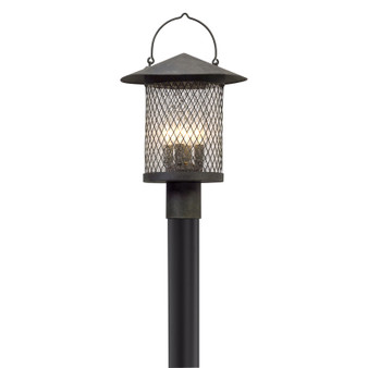 Altamont,Troy Lighting,Altamont 4lt Post Lantern Large