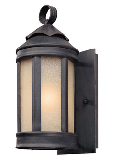 Andersons Forge,Troy Lighting,Andersons Forge 1lt Wall Lantern Small