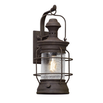 Atkins,Troy Lighting,Atkins 1lt Wall Lantern Large