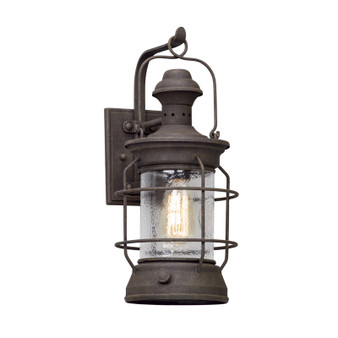 Atkins,Troy Lighting,Atkins 1lt Wall Lantern Medium