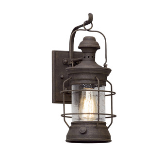 Atkins,Troy Lighting,Atkins 1lt Wall Lantern Small