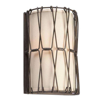Buxton,Troy Lighting,Buxton 2lt Wall Sconce Large