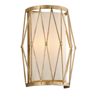 Calliope,Troy Lighting,Calliope 2lt Wall Sconce